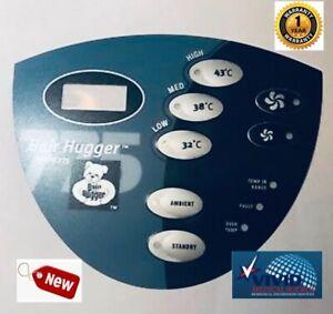 3M Bair Hugger 775 Warming Unit Overlay Keypad Use Interface New 1 Yr Warranty