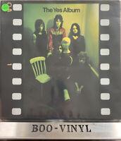 "Yes ""The Yes Album"" Original 1971 vinyl LP Atlantic K40106 EX CON NICE COPY"