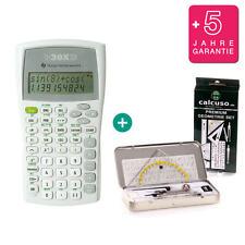 TI 30 X IIB Taschenrechner + GeometrieSet und Garantie