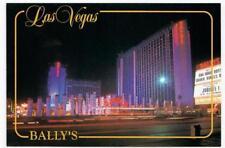 1990's Bally's Hotel & Casino Las Vegas NV Postcard Vtg Oak Ridge Boys C Daniels