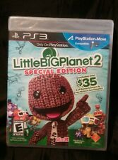 Little Big Planet 2 Special Edition PS3 New Sealed