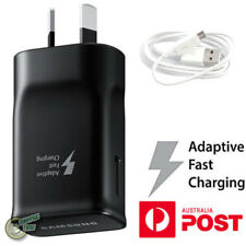 Original Genuine Samsung Galaxy S2 S3 S4 mini FAST CHARGER AC WALL CHARGER+CABLE