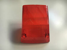 6666 Luz trasera adaptable color rojo Compatible con RIEJU 125 TOREO//YAMAHA YQ 50 AEROX R