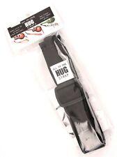 All-In-One Ukulele Hug Strap® - Solid Black - Uke Soprano Concert Tenor