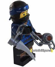 LEGO® The Ninjago Movie JAY blue ninja minifigure 70618 BRAND NEW