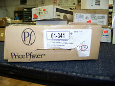 "Price Pfister 8"" 3 Valve Tub/Shower Combination # 01-431 New"