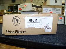 "Price Pfister 8"" 3 Valve Tub/Shower Combination # 01-431 New"