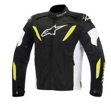 Giacche impermeabili neri marca Alpinestars per motociclista