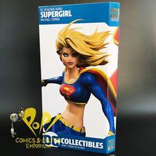 SUPERGIRL Designer Series STATUE Michael TURNER DC Comics Collectibles NEW!