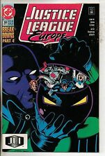 DC Comics Justice League Europe #30 September 1991 NM