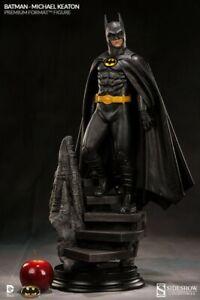 Sideshow BATMAN 1989 Tim Burton Premium Format Figure Statue Michael Keaton