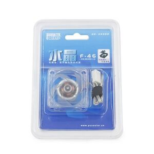 Crystal 40mm*20mm 12V 3pin Fan For PC Northbridge Chipset Heatsink Case Cooling