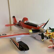 Disney Pixar Movie Planes Planes Lot of 7. Dusty (talks)/ 6 Mini Planes