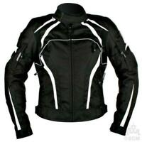 Mens A Grade Leather Motorcycle Jacket Motorbike Rider Racing Armour Sports
