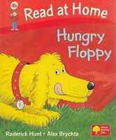 Read at Home: Hungry Floppy by Hunt, Roderick Book The Fast Free Shipping
