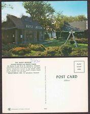 Old Vermont Postcard - St. Johnsbury - Maple Museum Sugar House
