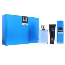 Dunhill Desire Blue Eau de Toilette 100ml Body Spray Shower Gel Gift Set For Him