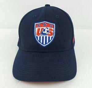 Vintage Nike Team USA Adjustable Soccer Hat Cap