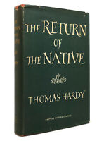 Thomas Hardy THE RETURN OF THE NATIVE Harper's Modern Classics 1st Edition Thus