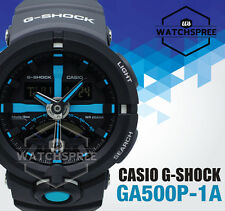 Casio G-Shock Urban Sports Theme Standard Analog-Digital Watch GA500P-1A