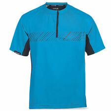 Maglie da ciclismo blu uomo , Taglia XL