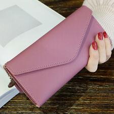 Women Ladies Envelope Purse Tassels Wallet Credit Card Holder Long Clutch Purses