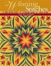 Winning Stitches : Hand Quilting Secrets, 50 Fabulous Designs, 4 Quilts to Make