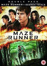 The Maze Runner Maze Runner  The Scorch Trials [DVD]