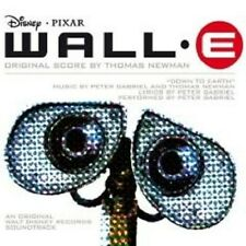 WALL-E SOUNDTRACK CD