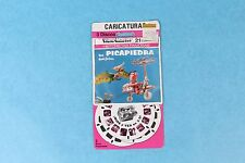 VINTAGE VIEW-MASTER 3D REEL PACKET B514-S THE FLINTSTONES IN SPANISH MINT/SEALED
