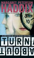 Turnabout, Margaret Peterson Haddix, Good Book