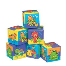 Playgro My First Soft Blocks -