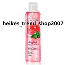 Avon naturals Duschgel Pink Grapefruit & Minze 200ml NEU