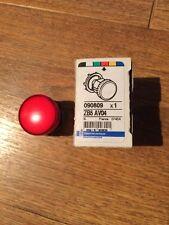 Telemecanique ZB5 AV04 090809 Pilot Light Head Red