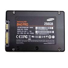 """Samsung 840 Pro 256GB SSD 2.5"""" SATA III MZ-7PD256 Solid State Hard Drive HDD"""