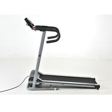 Electric Fitness Treadmill Incline Walking Exercise Machine LCD Running Workout