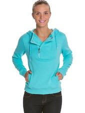Fox Racing Womens Perfect Lush Pullover Hoody Iced Size L
