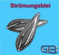 Strömungsblei, Angelblei, Grundblei, 25g-40g-60g, Karpfenblei mit Öse
