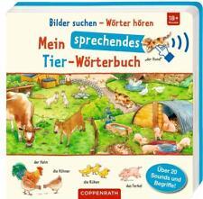 Bilder suchen - Wörter hören: Mein sprechendes Tier-Wörterbuch