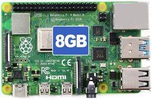 Raspberry Pi 4 Model B 8GB NEU Blitzversand aus Deutschland