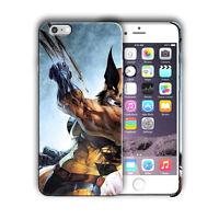 X-Men Wolverine Iphone 4s 5 SE 6 7 8 X XS Max XR 11 Pro Plus Case Cover 10