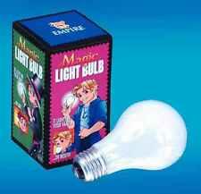 MAGIC LIGHT BULB MAGIC GLASS BULB MAGICIAN TRICK