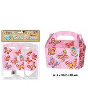 Bulk Wholesale Job Lot 200 Butterfly Party Food Boxes Toys