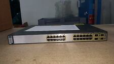 Cisco ws-c3750g-24ps-e Price avec o VAT 390 €