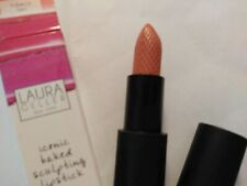 "Laura Geller Iconic Baked Sculpting Lipstick In ""Tribeca Tan"" Nib"