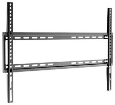 Flat TV wall bracket for use with Hisense 65 inch TVs