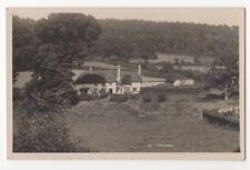 Allerford Somerset Vintage RP Postcard HH Hole 756b