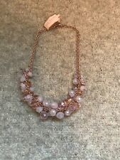 Ted Baker Statement pink Necklace