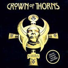 CROWN OF THORNS Karma CD 2002: VON GROOVE, PLASMATICS, DORO, JEAN BEAUVOIR, AOR