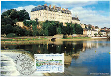 CPA  MAXIMUM POSTCARD CHATEAU SABLE SUR SARTHE   Yt3107